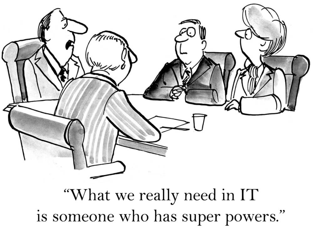 Sourcing superpowers that would change tech recruitment forever