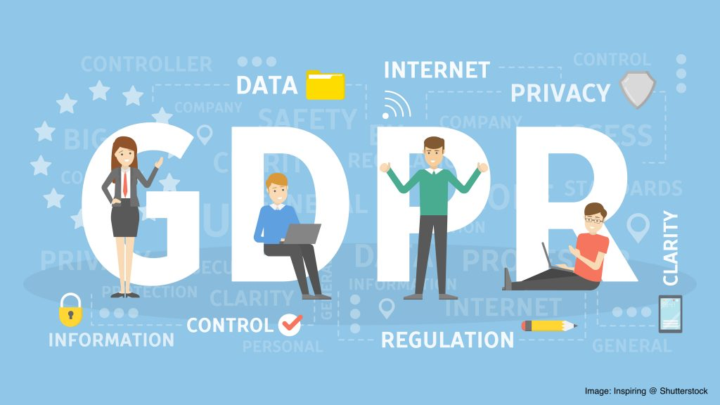 How we're processing your data under the GDPR