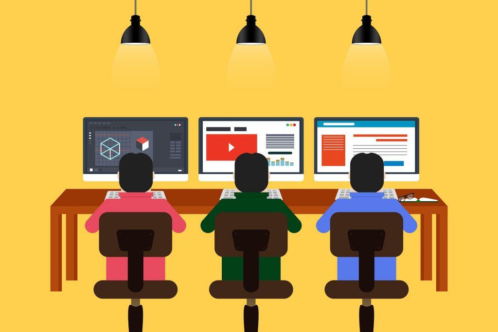 Build a remote development team